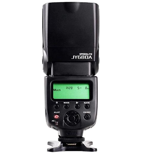 DSLR LCD Speedlite Flash Canon Pentax Nikon Canada