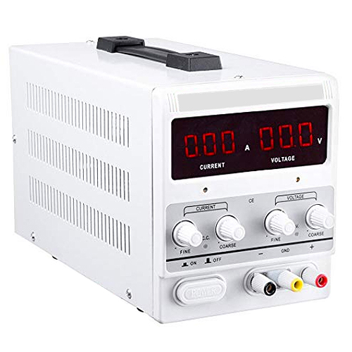 Digital Variable DC Power Supply 30V 10A Canada